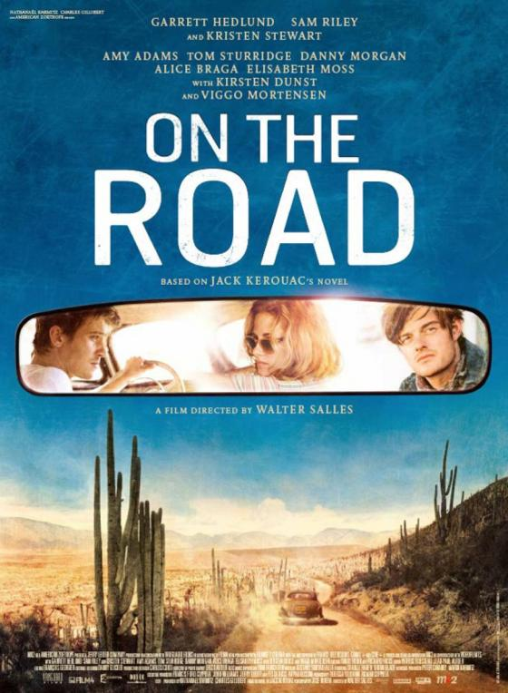 On_the_Road-cartaz