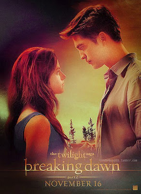 Poster FanMade de Breaking Dawn: Part 2!